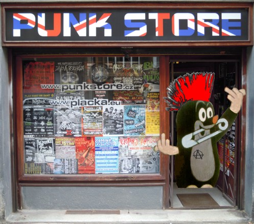 Punk Rock Hardcore Metal Store