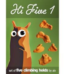 Chyty AIX set HiFive 1