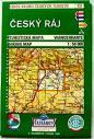 Mapa F a B Český ráj (19) - turistická