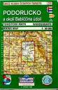 Mapa F a B Podorlicko a okolí Babiččina údolí (25) - turistická